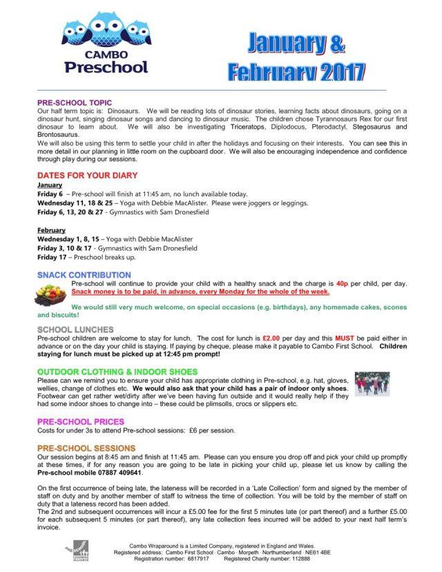 thumbnail of Pre-school Newsletter Jan & Feb 2017